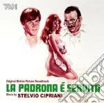 Stelvio Cipriani - La Padrona E' Servita cd musicale di Mario Lanfranchi