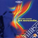 Nicola Conte - Jet Sounds cd musicale di CONTE NICOLA