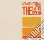 THE LATIN KICK cd musicale di FRISINA GERARDO