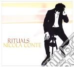 RITUALS cd musicale di CONTE NICOLA