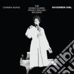Carmen Mcrae - November Girl cd musicale di MCRAE CARMEN