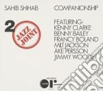 Sahib Shihab - Companionship cd musicale di Sahib Shihab