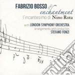 Fabrizio Bosso - Fabrizio Bosso Plays Enchantme cd musicale di Fabrizio Bosso