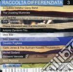 Raccolta differenziata 3 cd musicale di Artisti Vari