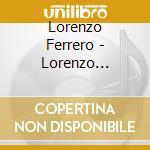 Capriccio / concerto cd musicale di Lorenzo Ferrero