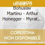 Honegger/ double concerto etc. cd musicale di Bohuslav Martinu