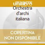 Orchestra d'archi italiana cd musicale di Mario Brunello