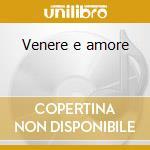 Venere e amore cd musicale di Alessandro Scarlatti