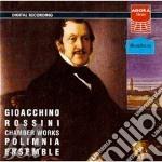 Chamber works cd musicale di Gioachino Rossini