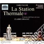 Station thermale, la cd musicale di Fabio Vacchi