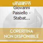 Stabat mater cd musicale di Giovanni Paisiello