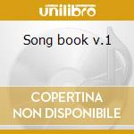 Song book v.1 cd musicale di Giorgio Gaslini