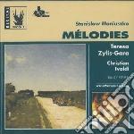 Melodies cd musicale di Stanislaw Moniusxko