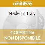 MADE IN ITALY cd musicale di BASTELLI FRANCO