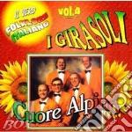VOL. 4 - CUORE ALPINO                     cd musicale di Girasoli I