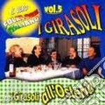 VOL. 5 -  ALL'OSTERIA                     cd musicale di Girasoli I