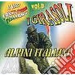 ALPINI ITALIANI VOL.8 cd musicale di Girasoli I