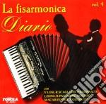 La Fisarmonica Diario Vol.4 cd musicale di ARTISTI VARI