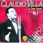 LE PRIME CANZONI VOL.3 cd musicale di VILLA CLAUDIO