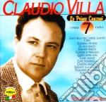 Claudio Villa - Le Prime Canzoni #07 cd musicale di VILLA CLAUDIO
