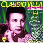 Claudio Villa - Le Prime Canzoni #08 cd musicale di VILLA CLAUDIO