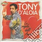 LA REGOLA DELL'AMORE                      cd musicale di D'ALOIA TONY