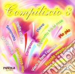 Compiliscio 8 cd musicale di Artisti Vari
