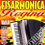 Fisarmonica Regina #01 cd musicale di ARTISTI VARI