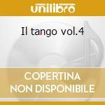 Il tango vol.4 cd musicale di Lezioni di ballo