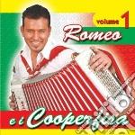 Vol.1 cd musicale di Romeo e i cooperfisa