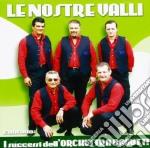 I SUCCESSI DELL' ORCH. BAGUTTI VOL. 1°    cd musicale di LE NOSTRE VALLI
