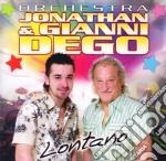 Dego Jonathan & Gianni - Lontano cd musicale di DEGO GIANNI & JONATH