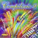 Compiliscio 9 cd musicale di Artisti Vari