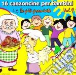 LE CANZONI D'ORO ZECCHINO VOL.3 cd musicale di AA.VV.