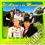 El Canfin - Gli Alpini E La Montagna cd musicale di EL CANFIN