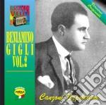 Beniamino Gigli - Celebri Canzoni cd musicale di Beniamino Gigli