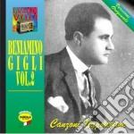 CANZONI NAPOLETANE VOL.2 cd musicale di GIGLI BENIAMINO
