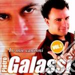 Pietro Galassi - Le Mie Canzoni #01 cd musicale di GALASSI PIETRO