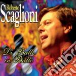 DI BALLO IN BALLO cd musicale di SCAGLIONI ROBERTO
