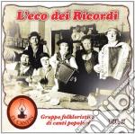 L'ECO DEI RICORDI - VOL.5                 cd musicale di EL CANFIN