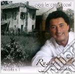 Scandiuzzi Ruggero - Oggi Le Canto Cosi' cd musicale di SCANDIUZZI RUGGERO