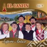 El Canfin - Sapore Antico cd musicale di Canfin El