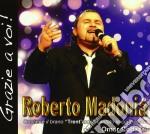 Madonia Roberto - Grazie A Voi! cd musicale di Roberto Madonia