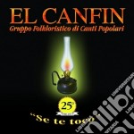 El Canfin - Se Te Toco cd musicale di Canfin El