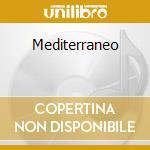 Mediterraneo cd musicale di Ilenia Palmas