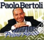 Paolo Bertoli - Primo Amore cd musicale di Paolo Bertoli