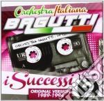 I successi original version vol.1 cd musicale di Orchestra Bagutti