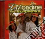 La lavanderina cd musicale di Mondine Le