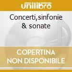 Concerti,sinfonie & sonate cd musicale di Giuseppe Torelli