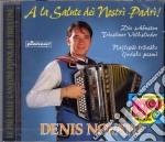 Denis Novato cd musicale
